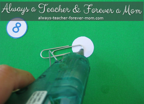 Maing Cute Paperclip Bookmarks
