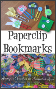 Make Your Own Cute Paperclips
