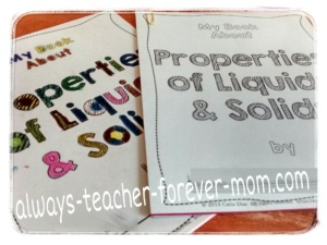 Exploring the Properties of Liquids and Solids – part 1