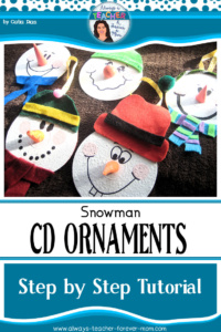Holiday Ornaments – DVD Snowmen
