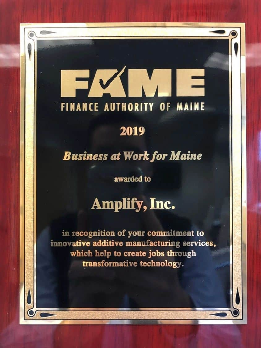 FAME Maine Amplify Additive