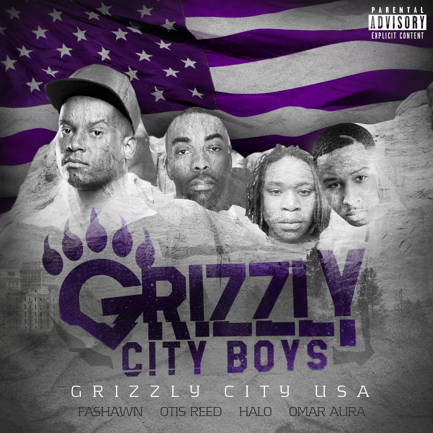 Grizzly City Boys Cover