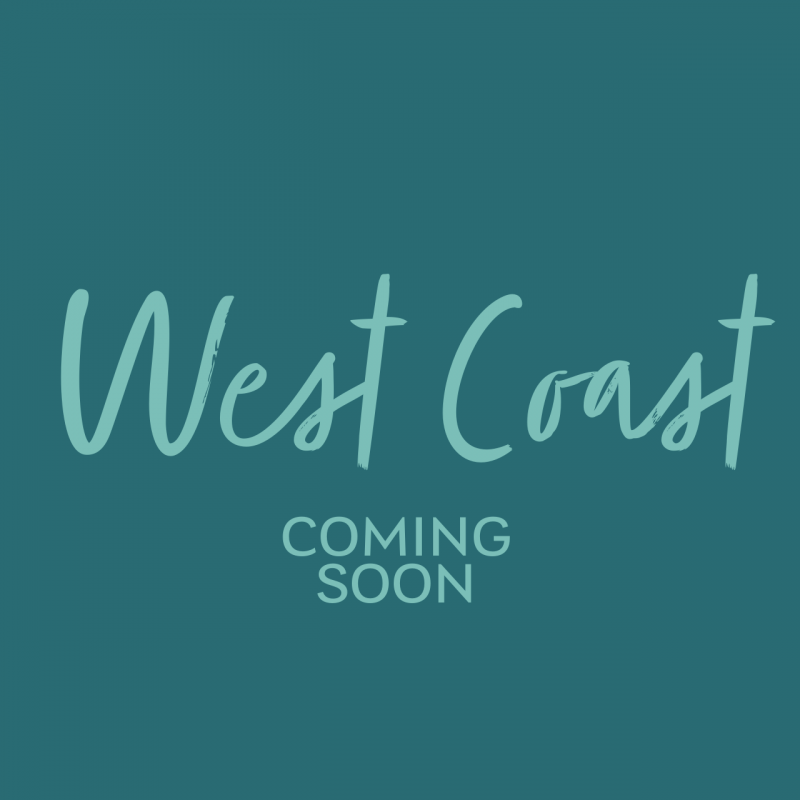 West Coast COMING SOON!