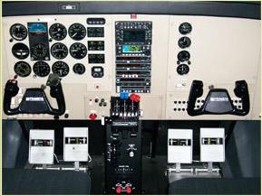 cessna 340 training, aerostar training