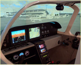 flight simulators chicago