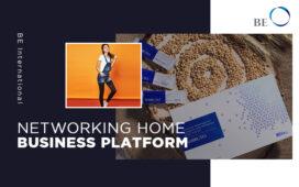 BE International Networking Home Business Platform Blog Featured Image