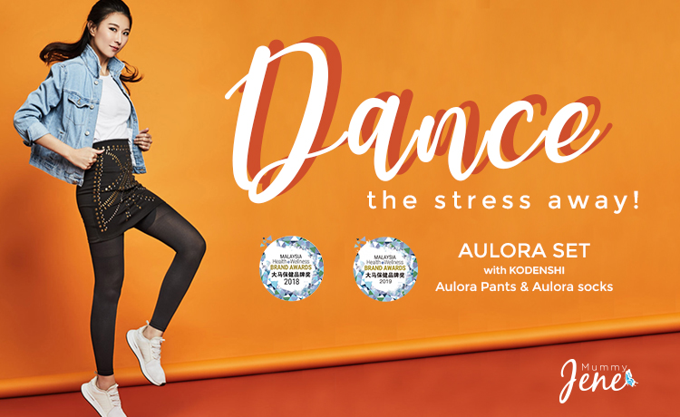 Dance The Stress Away With Aulora Set