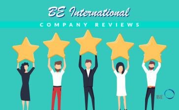 BE International Company Reviews Blog Featured Image