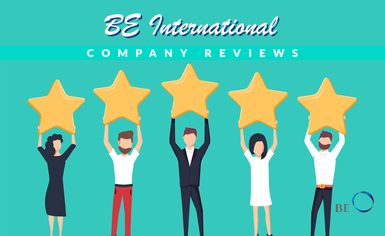 BE INTERNATIONAL COMPANY REVIEWS