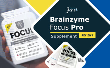 Brainzyme Focus Pro Supplement Reviews Blog Featured Image