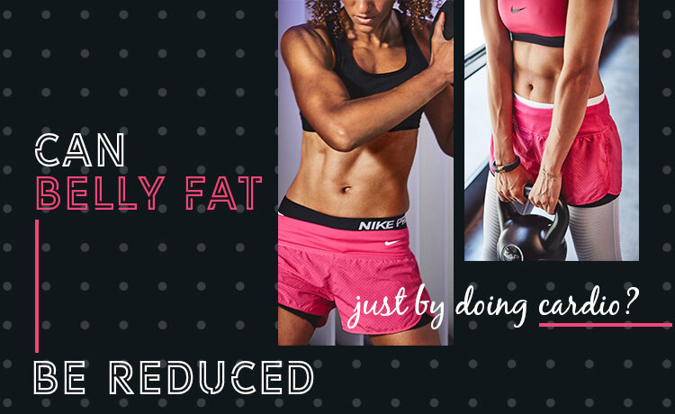 Reduce Belly Fat Doing Cardio Blog Featured Image
