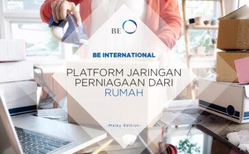 BE International Sebagai Sumber Pendapatan Blog Featured Image