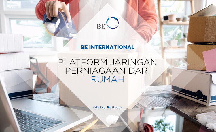 BE International Sebagai Sumber Pendapatan Blog Featured Image