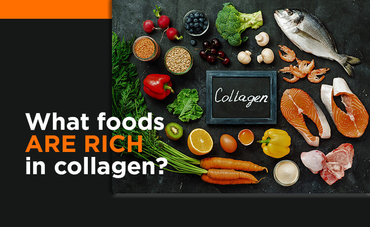 Foods That Are Rich In Collagen Blog Featured Image