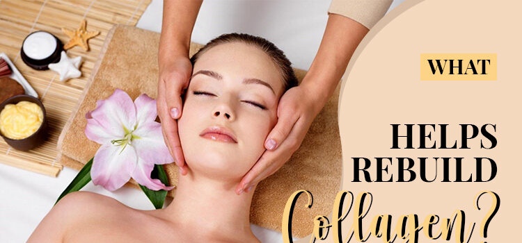 What Helps Rebuild Collagen Blog Featured Image