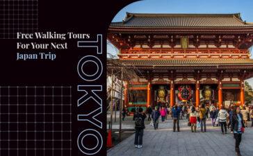 Tokyo Free Walking Tours Blog Featured Image