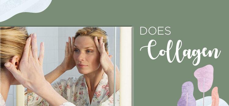 Can Collagen Help Tighten Loose Skin Blog Featured Image