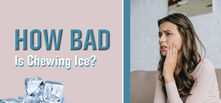 Effects From Eating Ice Blog Featured Image