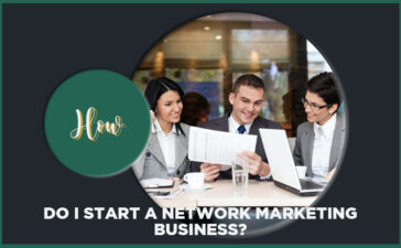 Starting A Network Marketing Business Blog Featured Image