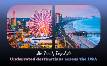 Underrated Destinations Across The United States Blog Featured Image