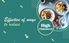 Ways To Reduce High Cholesterol Blog Featured Image