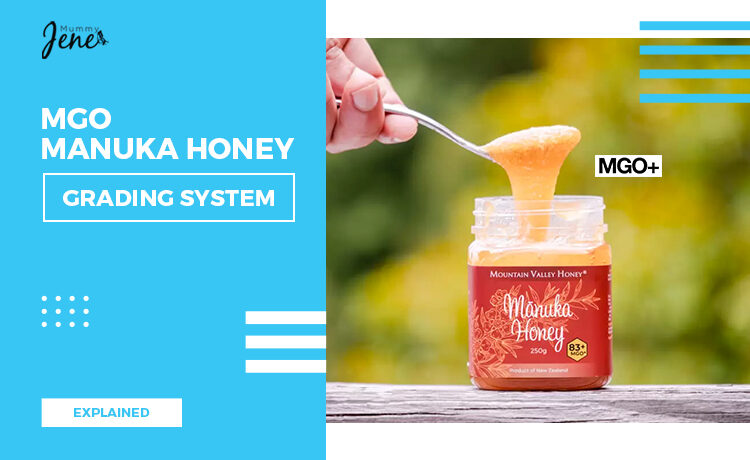 What Is The MGO Manuka Honey Grading System Blog Featured Image