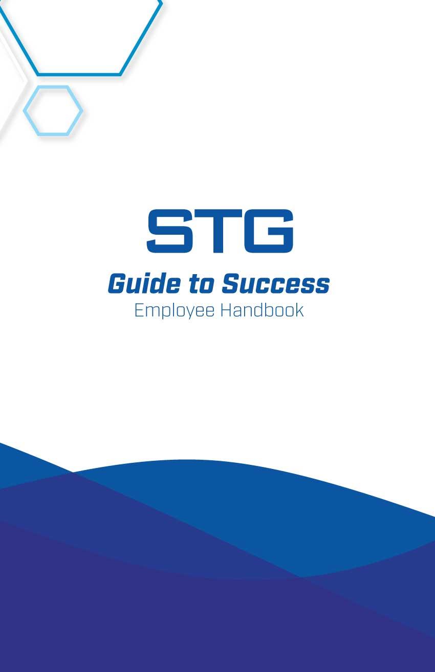 STG Guide to Success Employee Handbook