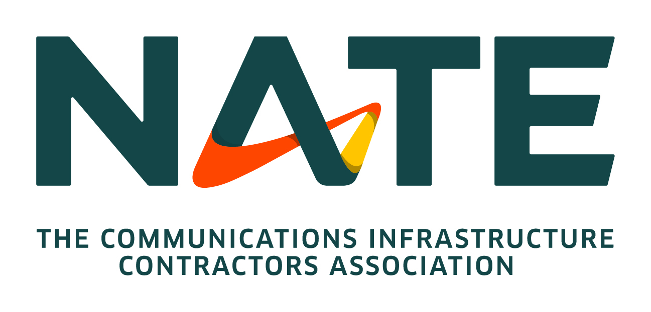 NATE: The Communications Infrastructure Contractors Association Logo