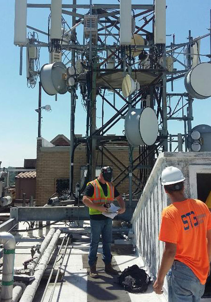 STG Tower Services