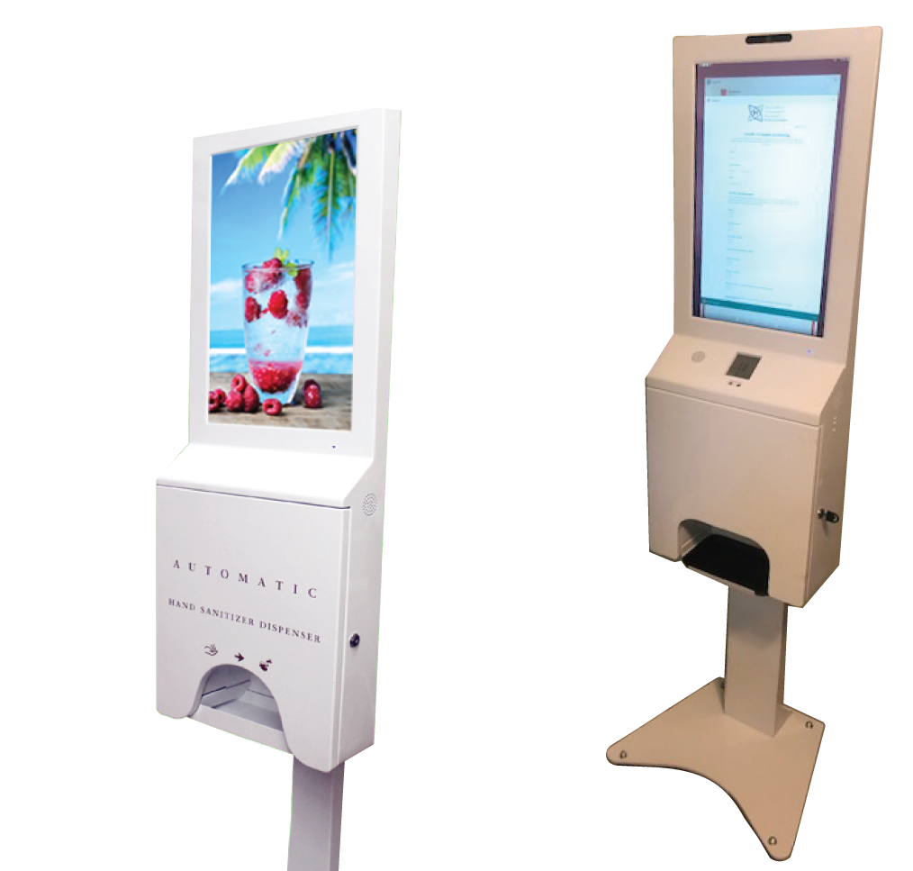 The Standard Sanitizer to The Sanitizer plus