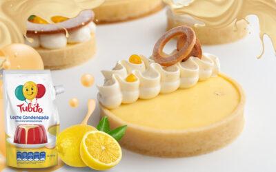 Pie de Limón con Tubito