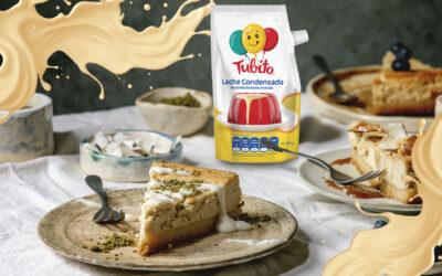 Cheese Cake con Tubito