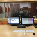 Studio One Control Room and Recording Room