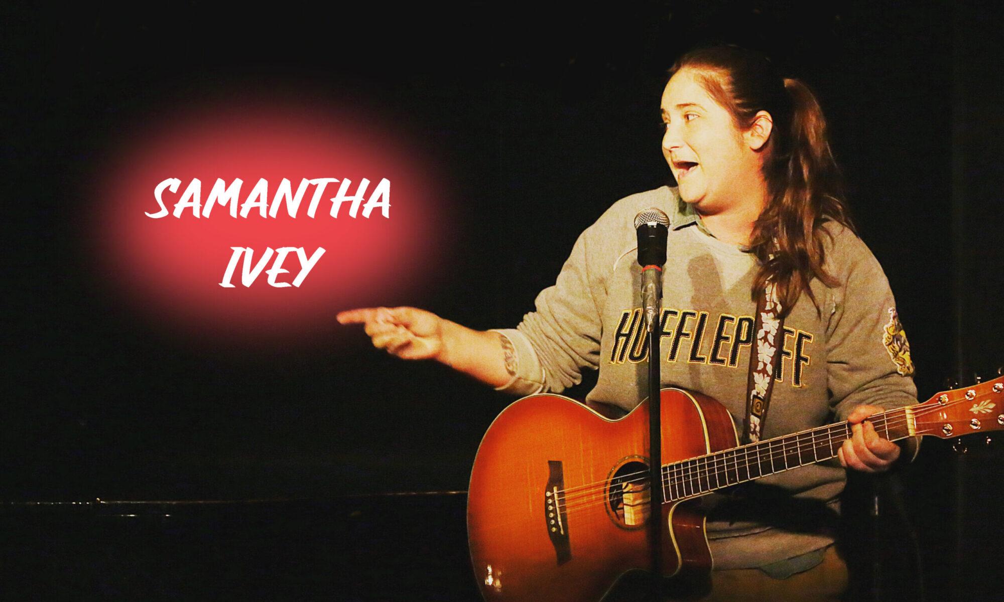 Samantha Ivey