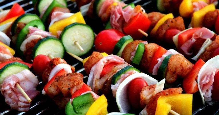 healthy BBQ