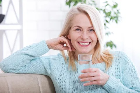 drinking water and flouride