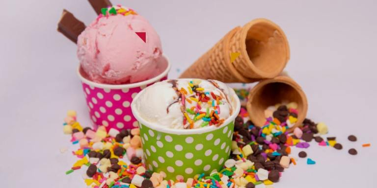 ice cream calories