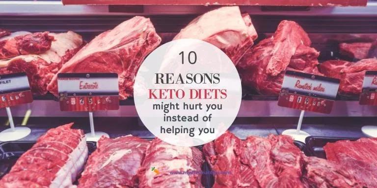 keto diet healthy or harmful