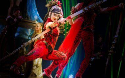 Cirque de Soleil's Amaluna Dazzles. And Fizzles.