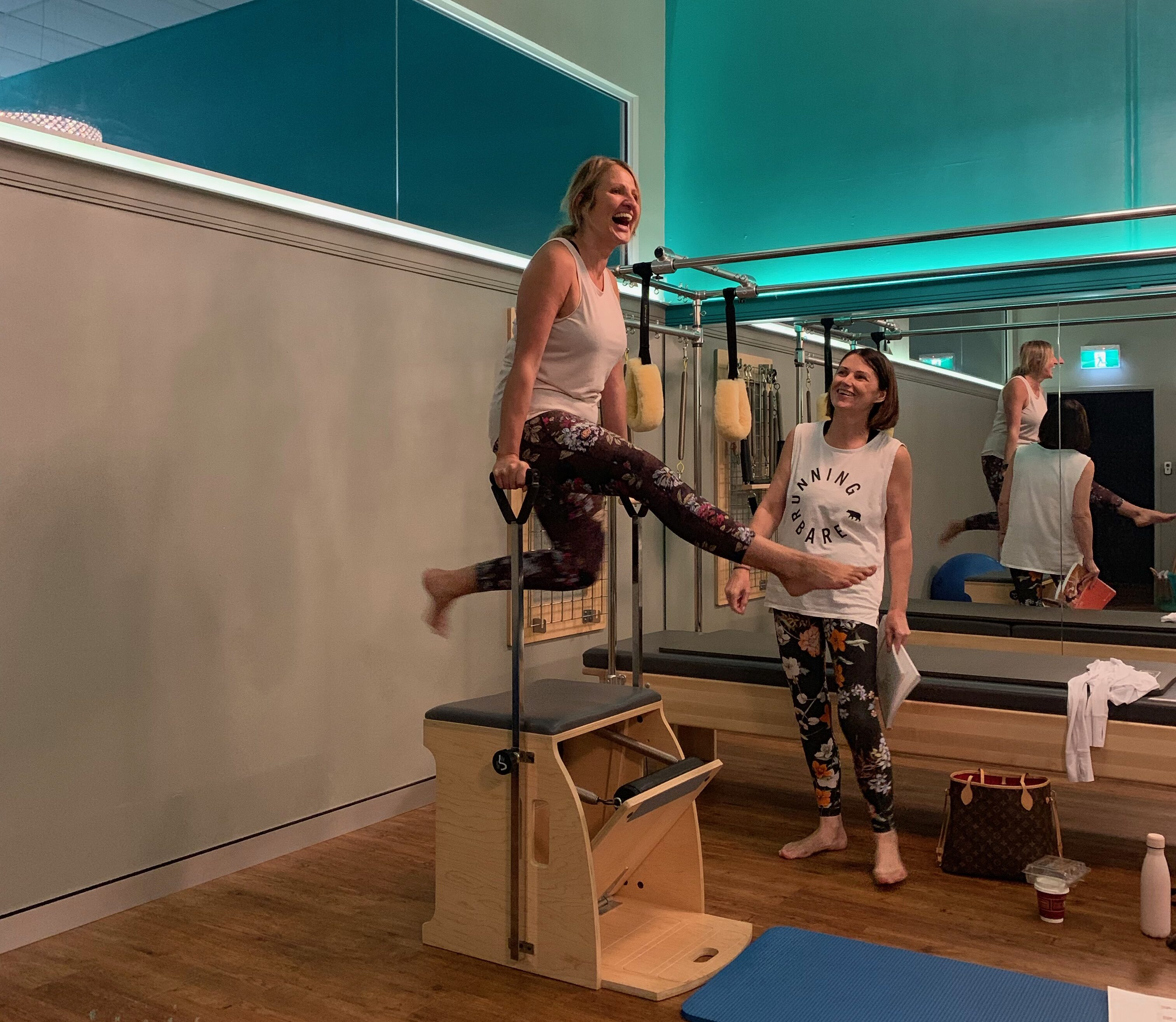Image of our pilates advanced instructor course