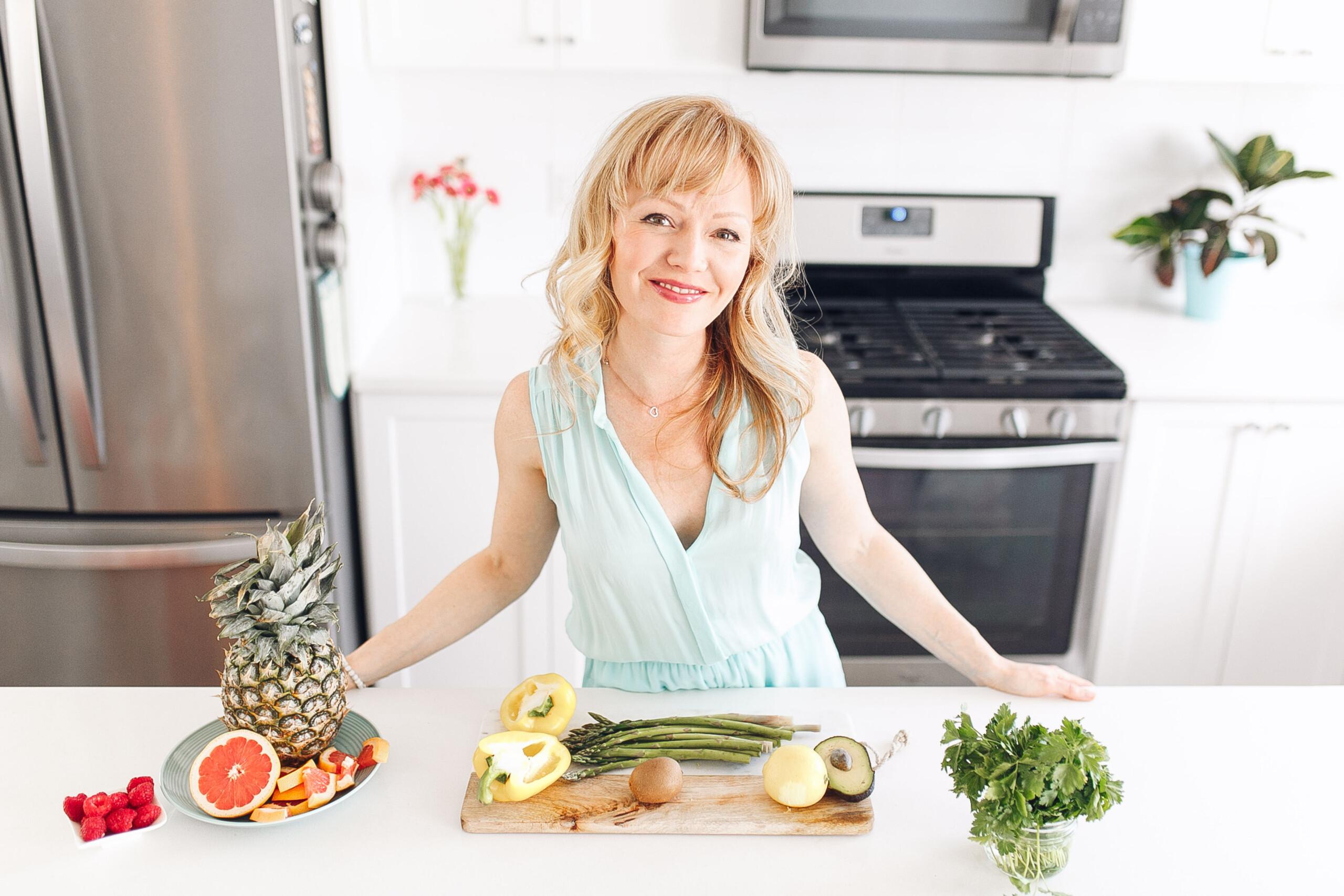 Annaliisa Kapp Holistic Nutritionist