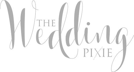 The Wedding Pixie | Oakville Burlington Hamilton Toronto Niagara Wedding Planner Logo