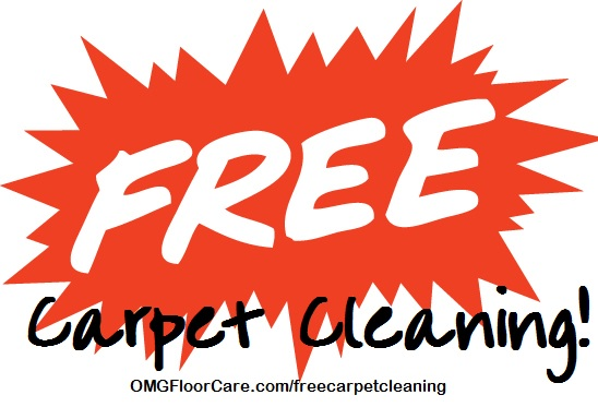 FREE Carpet Cleaning
