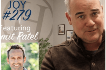 Delivering Marketing Joy Episode 279 with Lomit Patel