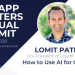 The AppMasters virtual summit on how to use AI for growth.