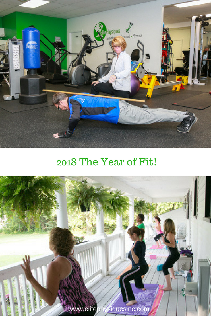 The Year of Fit!
