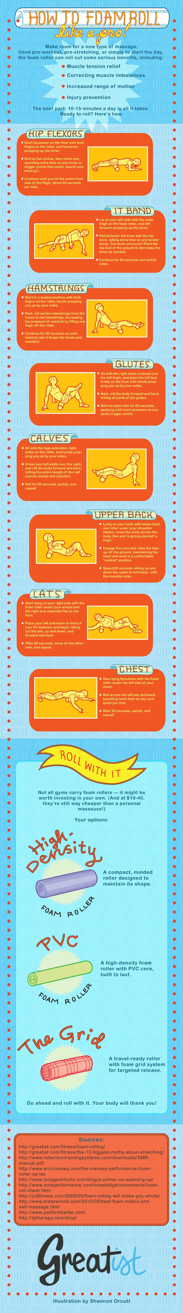 infographic better for posture