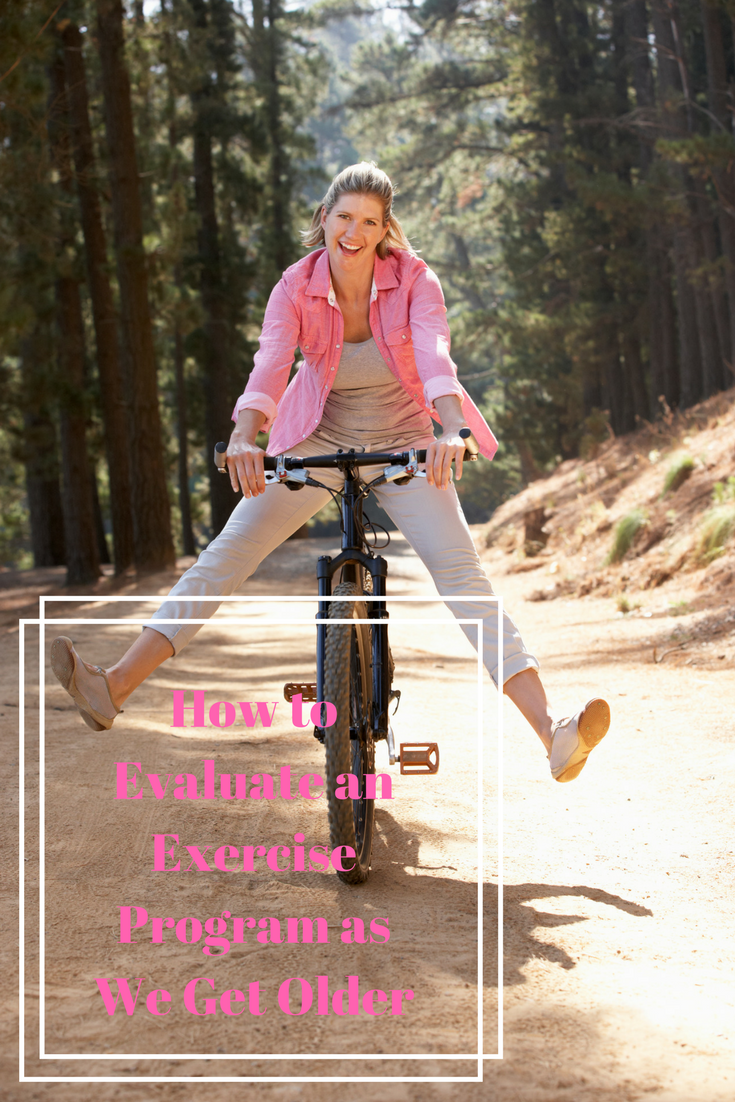Evaluate an Exercise Program