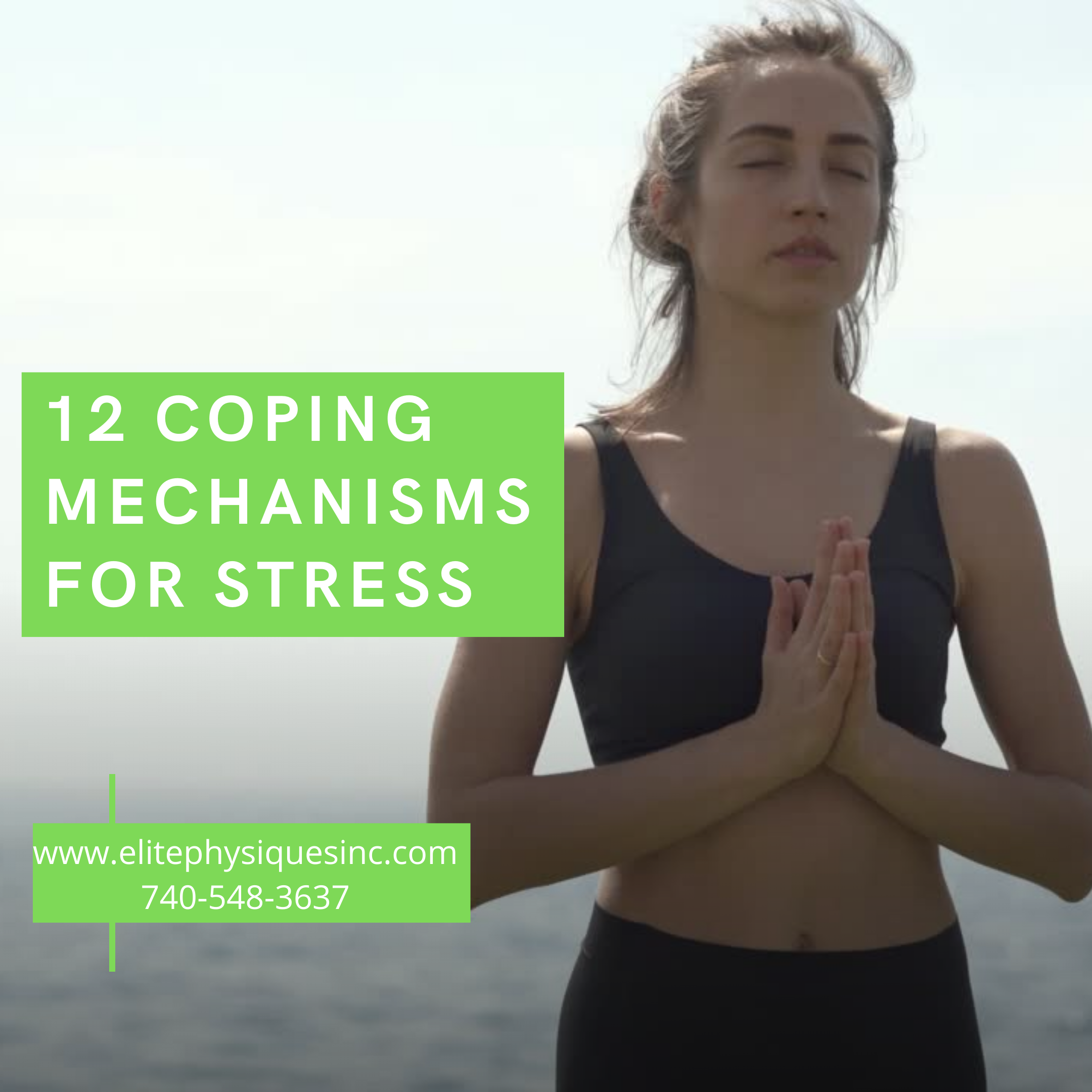 12 Coping Mechanisms for Stress