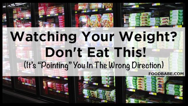 Photo weight watchers food